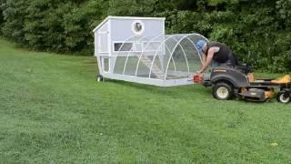 Chicken Tractor - Super Duper Version