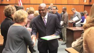 Fairview Middle Teacher Becomes a U.S. Citizen