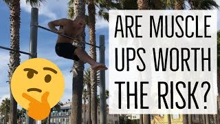 Top 10 Things You MUST KNOW about the MUSCLE UP!