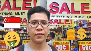 What is to buy in singapore