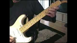 Tighten Up -  Guitar Lesson - Chords - Bass And Horns