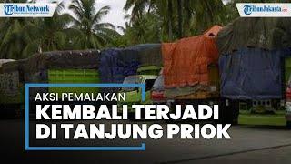 Aksi Pemalakan Sopir Truk Kembali Terjadi di Tanjung Priok, Mana Polisi yang Diperintahkan Presiden?