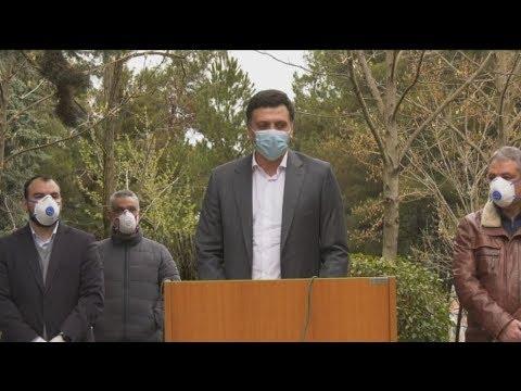 Β. Κικίλιας: Μέχρι στιγμής πάει καλά η προσπάθεια να υπερασπιστούμε την υγεία των συμπολιτών μας