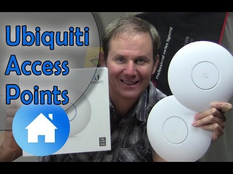 Setting Up Whole Home WiFi with Enterprise Access Points – Unboxing & Review