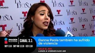 Danna Paola También Ha Sufrido De Violencia