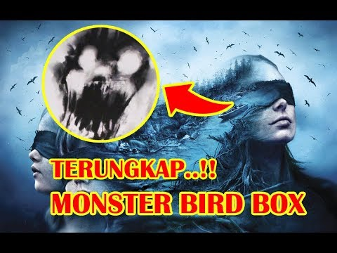 TERUNGKAP !! Wujud Asli Monster Di Film Bird Box