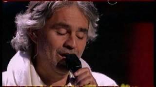 "Andrea Bocelli ""My Christmas"" Album Promo"