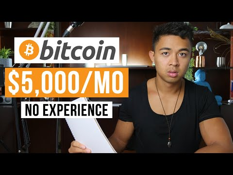 , title : 'How To Make Money With Bitcoin In 2021 (For Beginners)