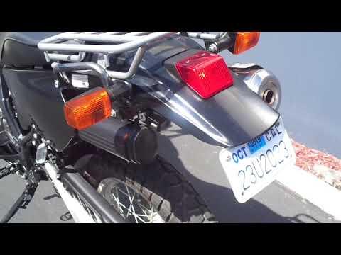 2017 Suzuki DR650S in Chula Vista, California - Video 1