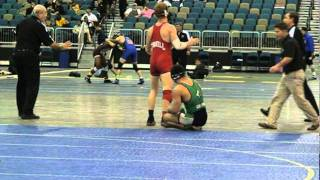 Jordan Leen vs  C Pami Cal Poly dec 2 01