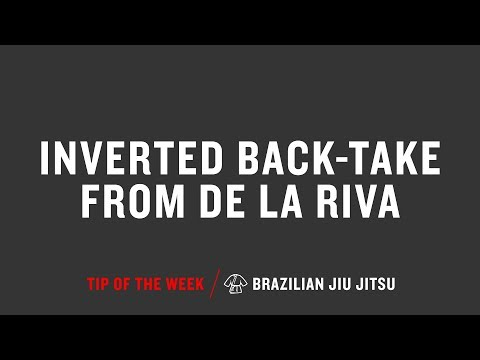 Inverted Back take From De la Riva