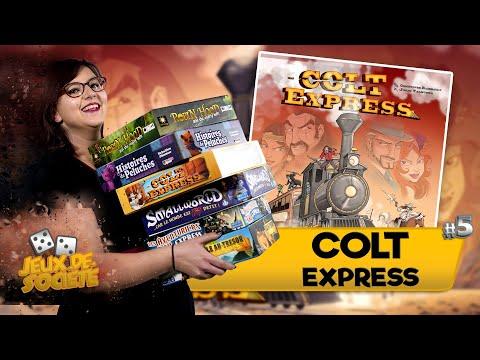 vidéo Colt express