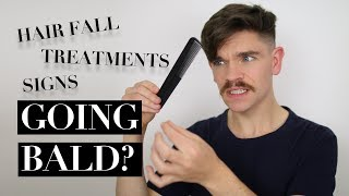 How To Know If You're Going Bald | Male Pattern Baldness