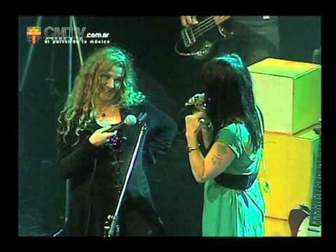 Fabiana Cantilo video Algo mejor - ND Ateneo 24 de Mayo 2013