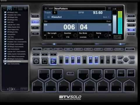 [DEMO] Music Mixing Software - Make Your Own Music Online