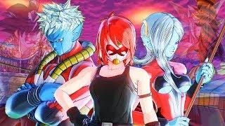 NEW VILLAIN STORY MODE! The Demon Realms Revenge! | Dragon Ball Xenoverse 2 Mods