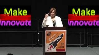 Chair's Address, CCCC 2016