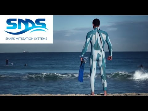 This Aussie-Made Wetsuit Makes You Invisible To Sharks