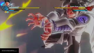 DBXV2: The Most OP Players on XENOVERSE 2 [Legendary]