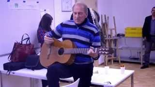 preview picture of video 'Griechische Gemeinde Haar 16.11.2014 mit Timon Moraitopoulos (Sabina Sedlmeyr)'