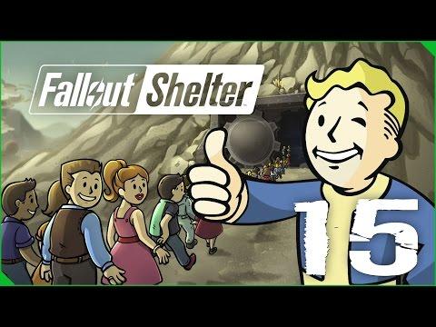 FALLOUT SHELTER | Capitulo 15 | La fábrica de Nuka Cola!