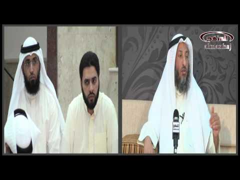 الفرق بين البدعة والمبتدع للشيخ عثمان الخميس