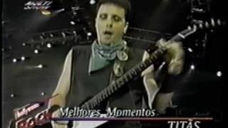 Titãs Hollywood Rock 1994 - AA UU / Agonizando