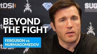 Chael Sonnen talks UFC Lightweight division, Ferguson