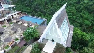The Green Forest Resort & Wedding With DJI Phantom 3