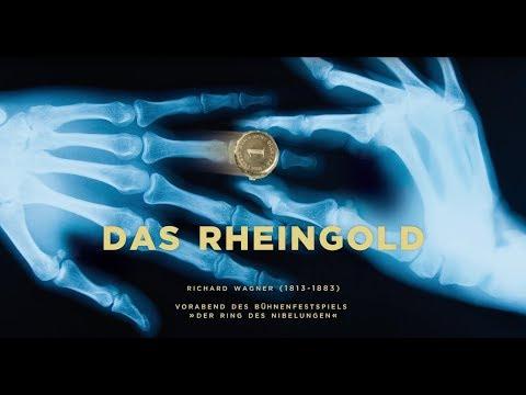 DAS RHEINGOLD von Richard Wagner - Premiere 04.02.2017