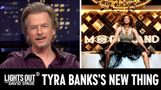 Tyra Banks Has an Amusement Park Now? (feat. Jeff Ross & Dave Attell) - Lights Out with David Spade