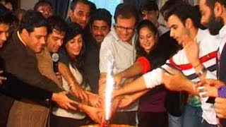 On The Sets Of Aur Pyar Ho Gaya - Celebrating 100 Episodes Of The Serial