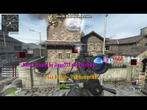 Call Of Duty Black Ops 2 | GSC MOD MENU JIGGY 4 3 SHOWCASE
