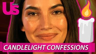 Victorias Secret Model Lily Aldridge Didnt Get Invited To Prom, Watch Her Candlelight Confessions