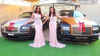 MY SISTERS DREAM CAR BIRTHDAY SURPRISE !!!