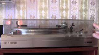 Sony PS-515 Turntable
