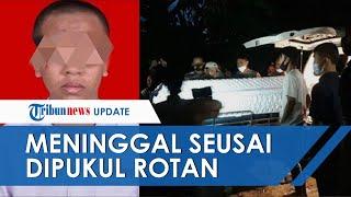 Terungkap Pesilat Remaja di Klaten Tewas saat Latihan, Ternyata karena Dipukuli Pakai Tongkat Rotan