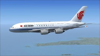 Chinese Pilots Fly Over Chicago for 1st time.