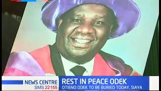 Justice Otieno Odek: The First Class Judge who scared the corrupt