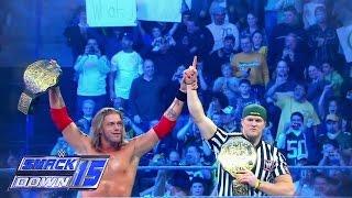 Clay Matthews Helps Edge Retain The World Heavyweight Title