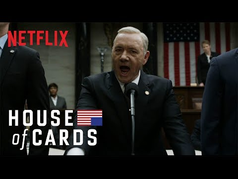 House of Cards Season 5 Promo 'I Will Not Yield'