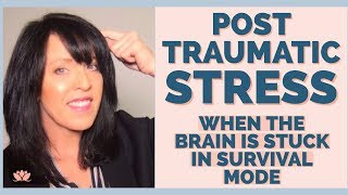 Living In Survival Mode For So Long Creates PTSD and Triggers