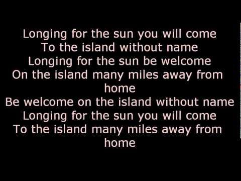 Scorpions-Holiday Lyrics