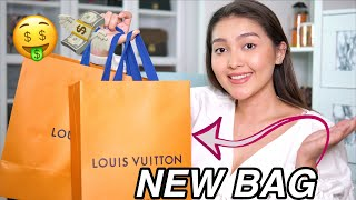DOUBLE LOUIS VUITTON UNBOXING | NEW BAG AND SHOES👛👟 *keep Or Return?!*