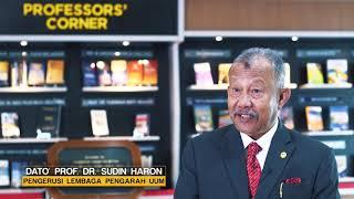 Read@Uni bersama Dato Prof Dr Sudin Haron