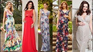 New Pregnancy Frocks Style For Mom/Maternity Dresses   Maternity Dresses For 2018