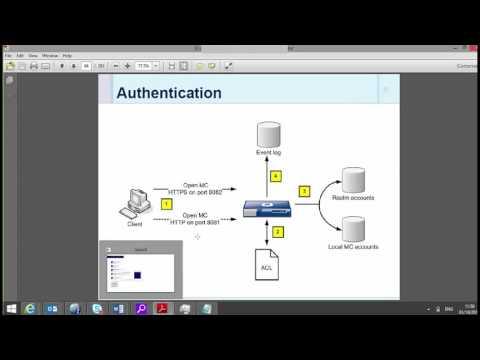 UniNets : Bluecoat Proxy - YouTube