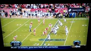 Rams and 49ers game ends in a tie 11/11/12