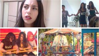 Lunapark ve Düğün Vlogu (Kitap Önerisi)