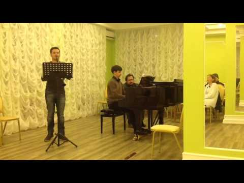 Grand Duo Concertante. Part 1. Weber